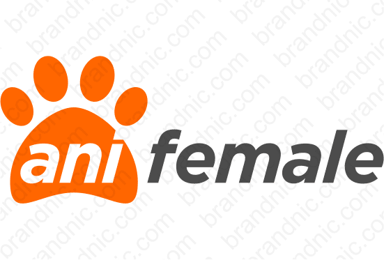 Anifemale.com - Buy this brand name at Brandnic.com