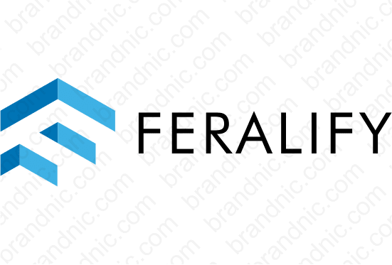 Feralify.com - Buy this brand name at Brandnic.com