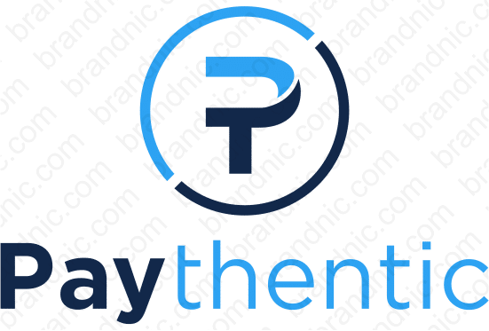 Paythentic.com - Buy this brand name at Brandnic.com