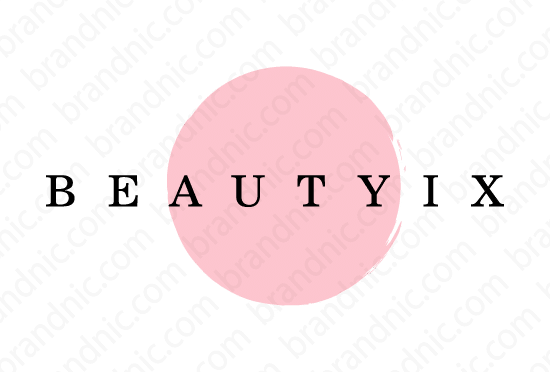 Beautyix logo