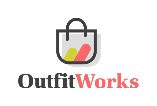 OutfitWorks.com logo large