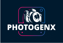 Photogenx.com logo