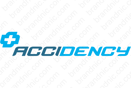 Accidency.com - Buy this brand name at Brandnic.com