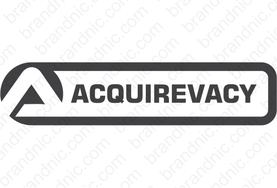 Acquirevacy.com - Buy this brand name at Brandnic.com