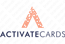 activatecards.com logo