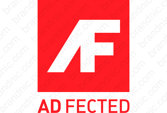 Adfected.com - Buy this brand name at Brandnic.com