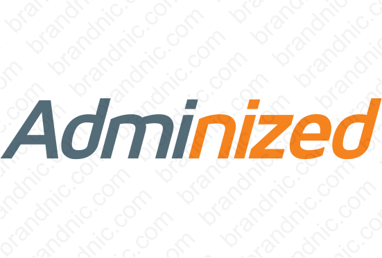 Adminized.com - Buy this brand name at Brandnic.com