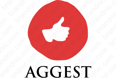 Aggest.com - Buy this brand name at Brandnic.com