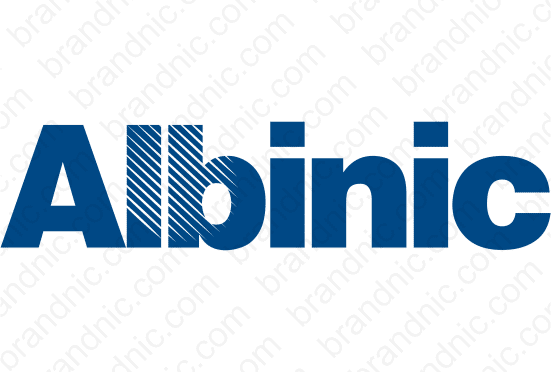 Albinic.com - Buy this brand name at Brandnic.com