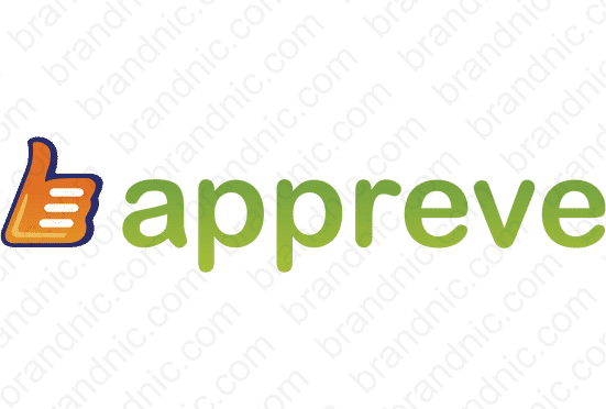 Appreve.com - Buy this brand name at Brandnic.com