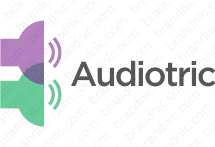 audiotric.com logo