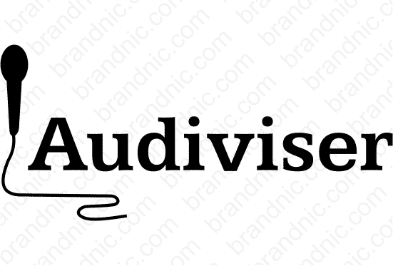 Audiviser.com - Buy this brand name at Brandnic.com