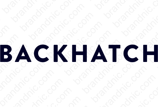 backhatch logotype