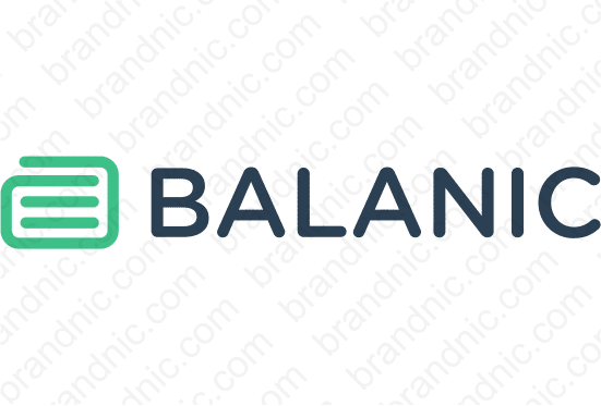Balanic.com - Buy this brand name at Brandnic.com
