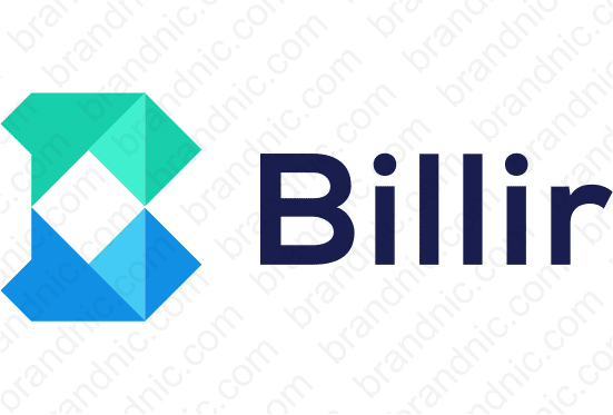 Billir.com - Buy this brand name at Brandnic.com