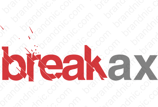 breakax logotype