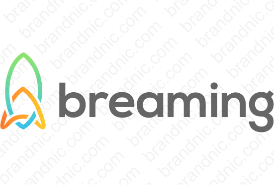 Breaming.com - Buy this brand name at Brandnic.com