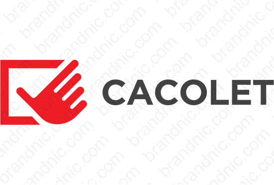 Cacolet.com - Buy this brand name at Brandnic.com