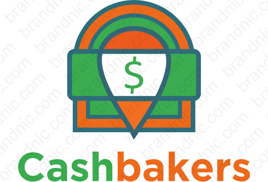Cashbakers.com - Buy this brand name at Brandnic.com