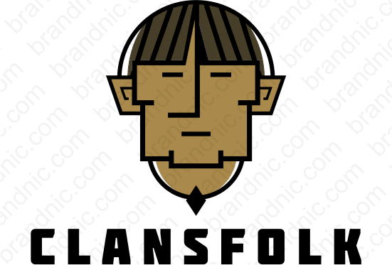 Clansfolk.com - Buy this brand name at Brandnic.com