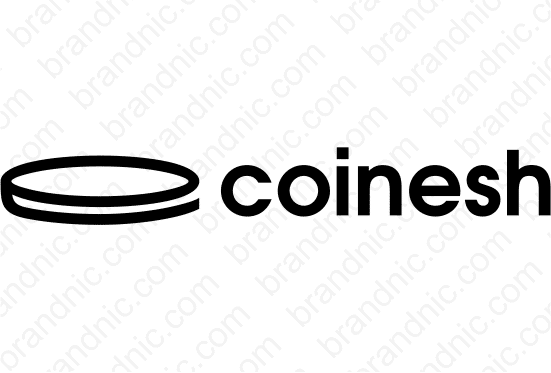Coinesh.com - Buy this brand name at Brandnic.com