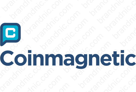 Coinmagnetic.com - Buy this brand name at Brandnic.com
