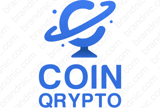 Coinqrypto.com - Buy this brand name at Brandnic.com