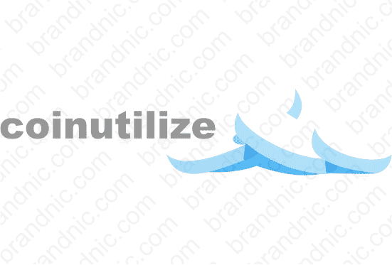 Coinutilize.com - Buy this brand name at Brandnic.com