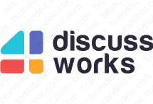 discussworks.com logo