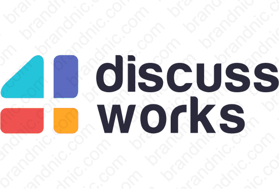 Discussworks.com - Buy this brand name at Brandnic.com