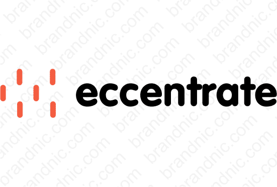Eccentrate.com - Buy this brand name at Brandnic.com