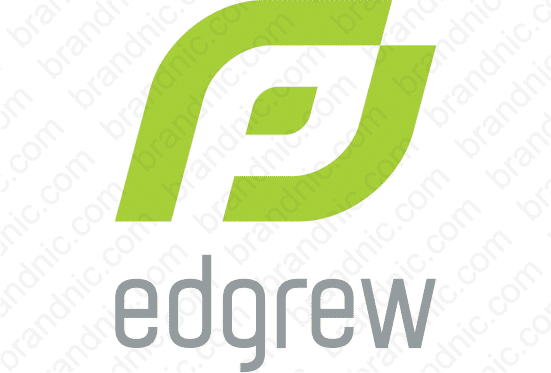Edgrew.com - Buy this brand name at Brandnic.com