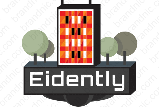 Eidently.com - Buy this brand name at Brandnic.com