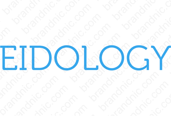 Eidology.com - Buy this brand name at Brandnic.com