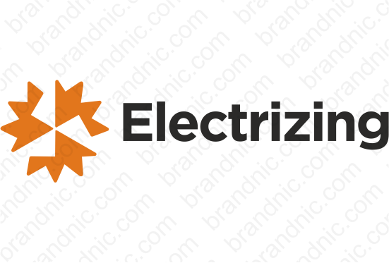 electrizing logotype