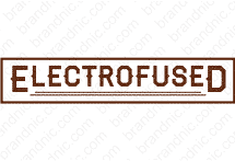 electrofused logo