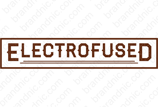 Electrofused.com - Buy this brand name at Brandnic.com