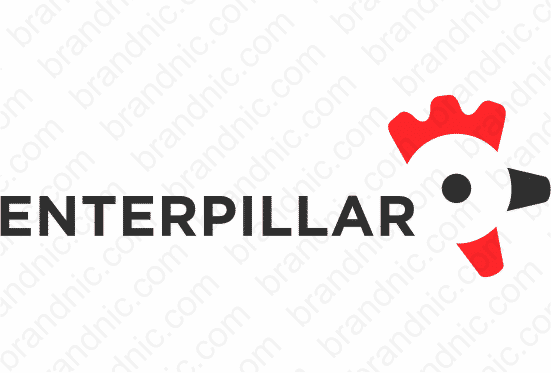 Enterpillar.com - Buy this brand name at Brandnic.com