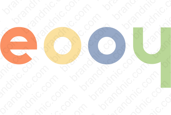 Eooy.com - Buy this brand name at Brandnic.com