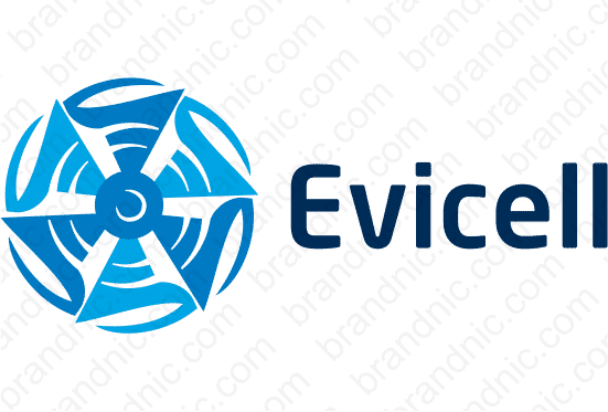 Evicell.com - Buy this brand name at Brandnic.com