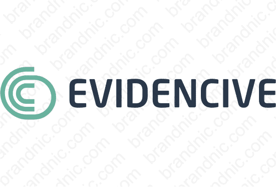Evidencive.com - Buy this brand name at Brandnic.com