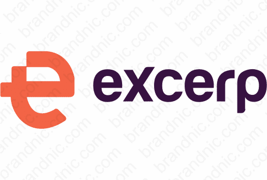Excerp.com - Buy this brand name at Brandnic.com