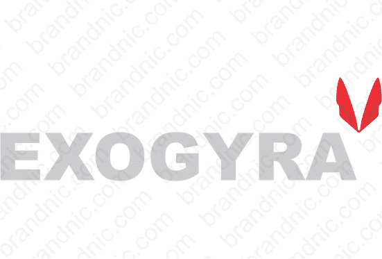 Exogyra.com - Buy this brand name at Brandnic.com
