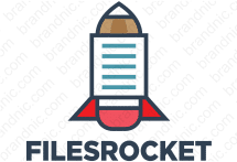 filesrocket logo
