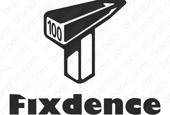 Fixdence.com - Buy this brand name at Brandnic.com