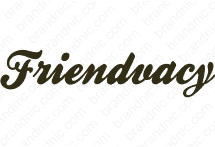 friendvacy.com logo