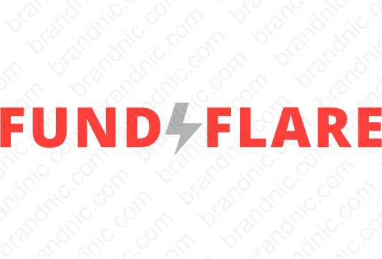 Fundsflare.com - Buy this brand name at Brandnic.com