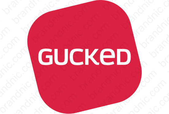 Gucked.com - Buy this brand name at Brandnic.com