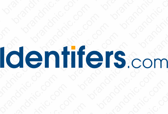 Identifers.com - Buy this brand name at Brandnic.com