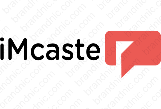 Imcaster.com - Buy this brand name at Brandnic.com
